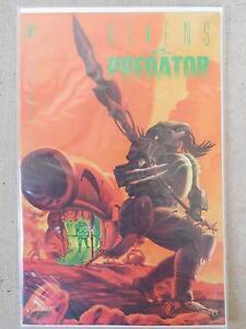 Aliens vs Predator #1 and #2 (1990) Edmonton Cairns City Preview