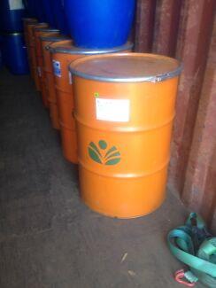 Steel (44gal) drum