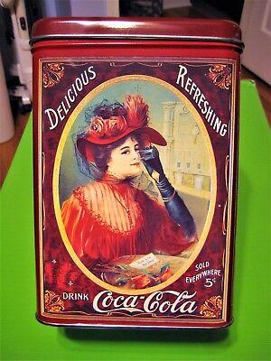 Coca-Cola Collectible Tin