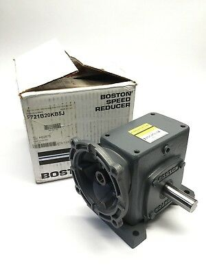 Boston Gear F721b20kb5j Speed Reducer Right 201