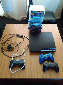 PS3 500gig Craigie Joondalup Area Preview