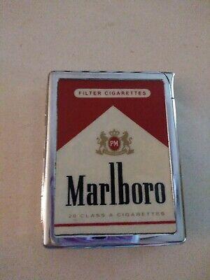 Filter Cigarettes Marlboro Case
