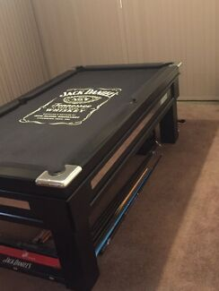 Jack Daniels Pool Table.