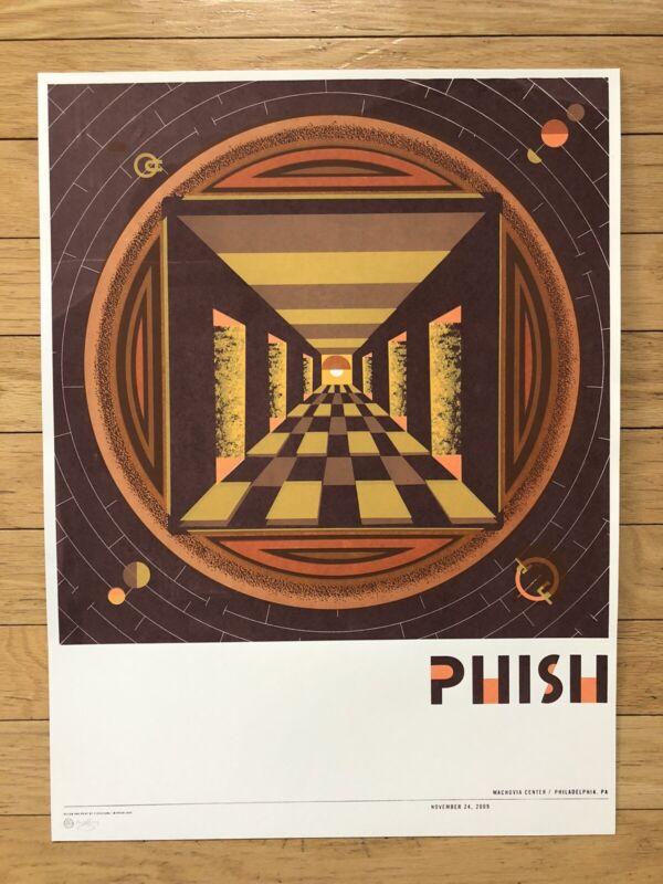 Phish Poster RARE Screenprint