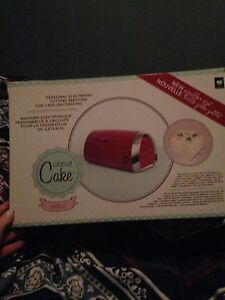 Cricut fondant cutter Kitchener / Waterloo Kitchener Area image 1