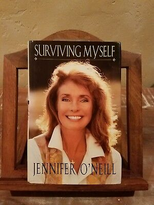 Surviving Myself HAND SIGNED by Jennifer O'Neill! Summer of '42! 1st/4th! Rare!