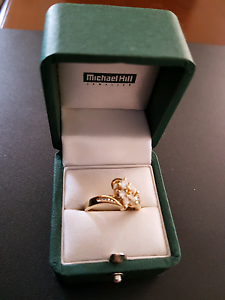 18k gold Diamond ring has Jewellery Valuation Albion Park Shellharbour Area Preview