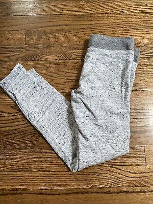 Abercrombie Gray/Black Sweat Pants XS