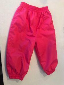 Pantalon de nylon