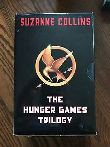 The Hunger Games Trilogy (Hardcover Boxed Set)