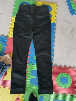 Jeans west maternity jeans  $10 ea