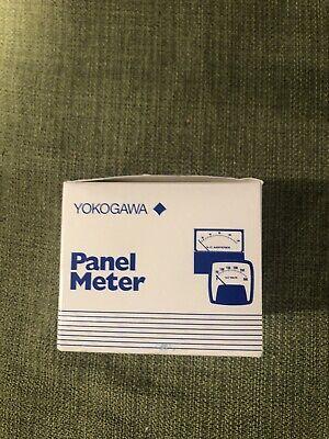 Yokogawa 251221mtmt Voltmeter Dc Zero Center 10-0-10v 2-12