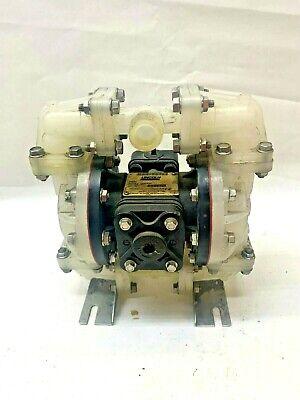 Lincoln Double Diaphragm Pump 85623 12 Npt 14 Gpm 11 100 Psi Max
