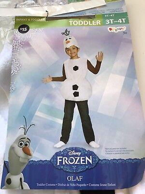 Disney Frozen Olaf Costume Child/Baby Toddler Size - Frozen Baby Kostüme