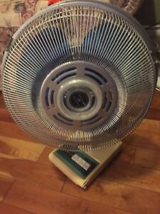 Working Fan