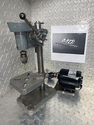 Cameron Precision Engineeringco. Micro Drill Press With Motor