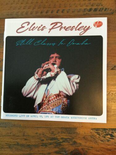 Elvis Presley cd - Still Classy In Omaha