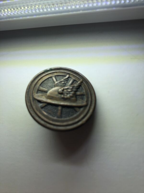 WW1 Enlisted Collar Disc Motor Transport