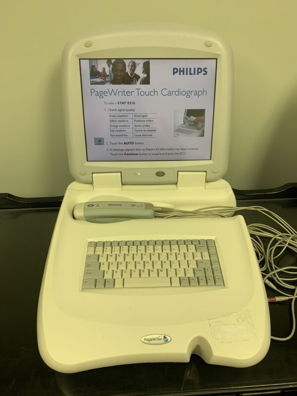 PHILIPS  PAGE WRITER TOUCH EKG MACHINE