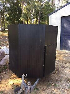Enclosed Go kart or Motorbike trailer Bonogin Gold Coast South Preview