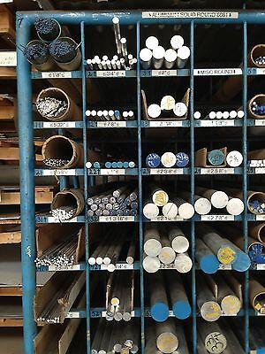 34 Round Aluminum 7075 72 Long 5n3