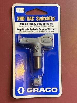 Graco Xhd 323 Rac Switch Tip Extreme Heavy Duty