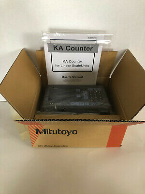 Mitutoyo 174-173a Ka Counter For Linear Scale Units