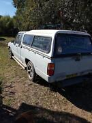 1984 Toyota Hilux p/up   carb   4sp automatic 4cyl 2litre Casino Richmond Valley Preview
