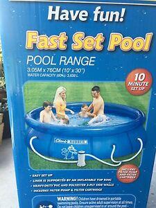 Clark Rubber Fast Pool Set Kedron Brisbane North East Preview