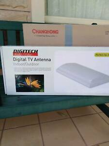 CHANGHONG LED LCD DVD TV / DIGITECH TV ANTENNA AND EXTERNAL MAST