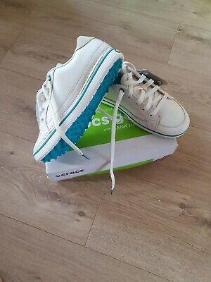 Ladies Crocs Size 6 Golf Shoe