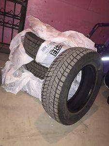 pneus d'hiver 195/65R15