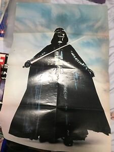 Star Wars Fold-Out Poster For Sale