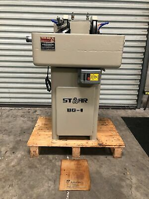 Star Bg-1 Precision Double End Carbide Tool Grinder Lapper Gmt-2075