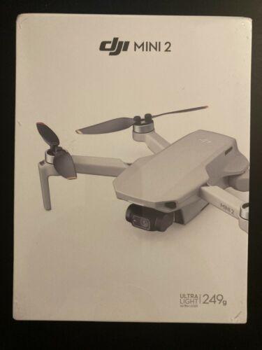 DJI Mini 2 Flycam Drone Gray fly cam brand new in box fast shipping
