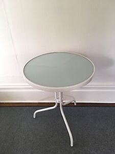 Small outdoor Bistro Table