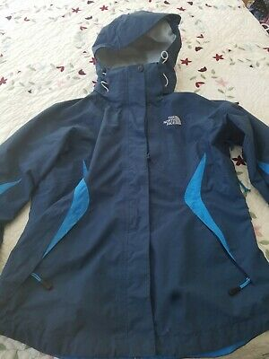 Women's The North Face Boundary Tri Climate Hyvent Jacket AMVD Navy Blue S/P Womens Boundary Triclimate Jacket