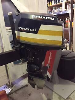 Tohatsu 25hp for sale