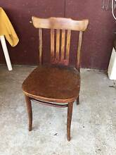 Bentwood chair 1 only. Seat height 45cm Kewdale Belmont Area Preview