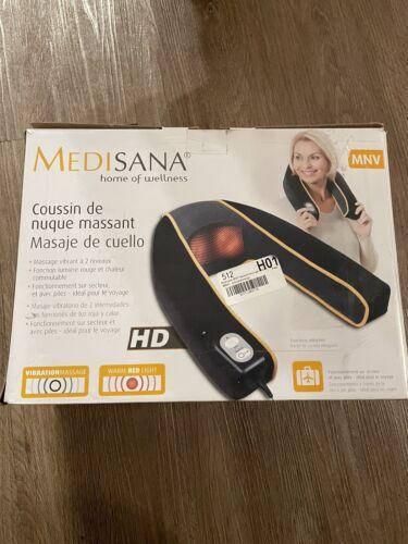 Medisana® Nacken-/Massagegerät | Shiatsu | mit Gürtel | Vibrationsmassage
