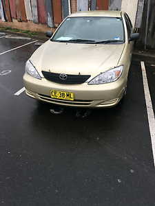 Toyota camry  very good conditions Glendenning Blacktown Area Preview