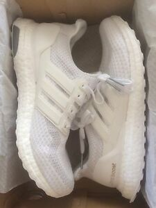 Ultraboost UA 2.0 White