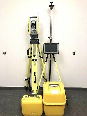 Trimble Sps 700 Dr300 Robotic Total Station 5 2 Sec W Kenai Tablet S6 S7 S8