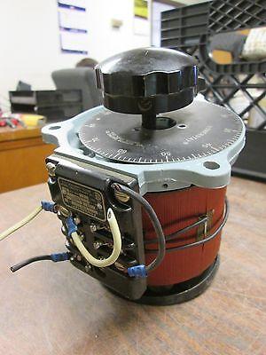 Powerstat Variable Autotransformer 216u 3a 5060hz 0.84kva Used