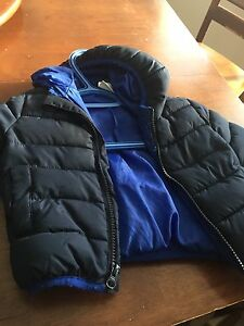 Boys 6-12 Months Winter Jacket