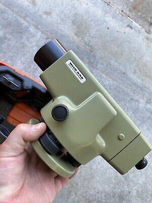 Wild Leica Na2 Precise Level Universal Automatic Surveying Precision