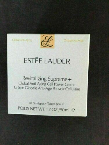 Estee Lauder Revitalizing Supreme+ Global Anti-Aging Cell Power Creme 50 ml NEU