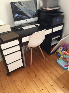 Selling computer desk and printer