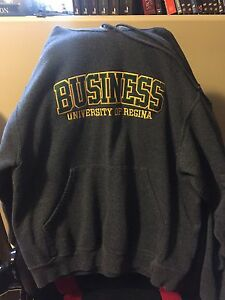 UofR Business Hoodie Medium