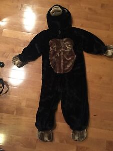 Monkey suit for kids. Size 5-6